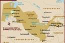 map_of_uzbekistan