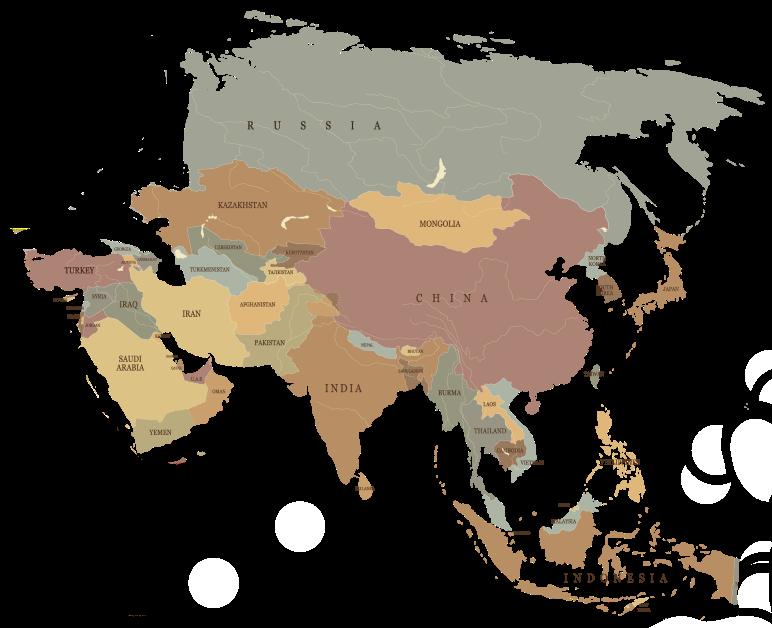 Azja podróże