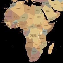 mapa - afryka - start