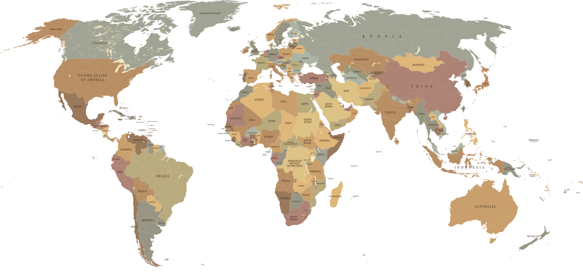 Mapa Videogalerie