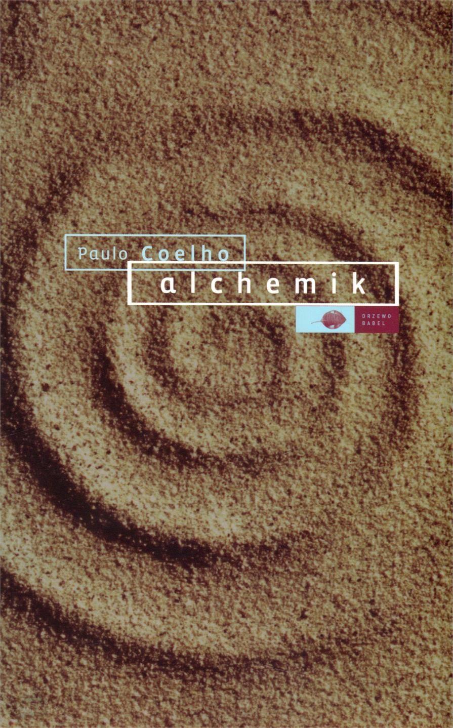 Alchemik. Paulo Coelho.